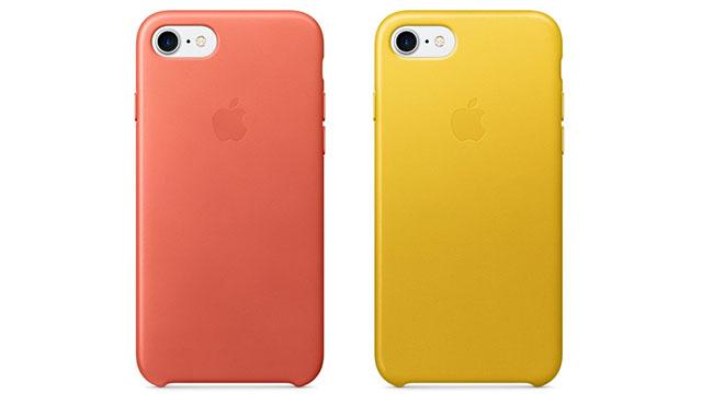 iPhone 7レザーケース