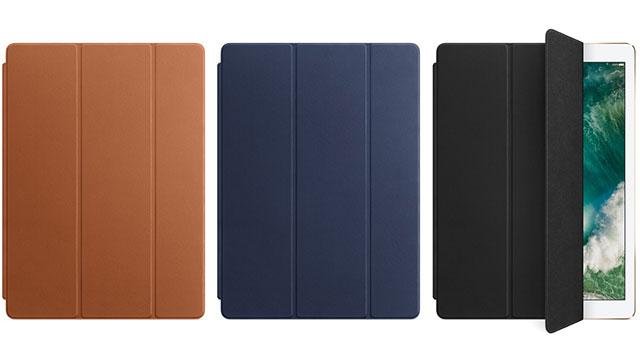 12.9インチiPad Pro用レザーSmart Cover