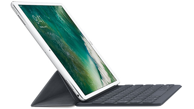 10.5インチiPad Pro用Smart Keyboard