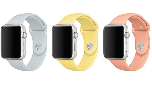 Apple Watchスポーツバンド