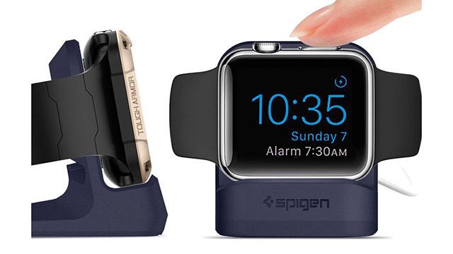 Spigen S350 Apple Watchナイトスタンド