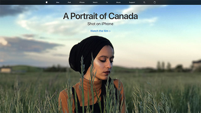 Shot on iPhone — A Portrait of Canada