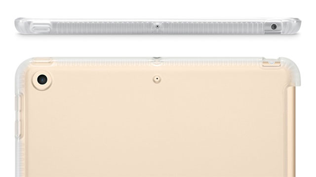 Tech21 Impact Clear Case for iPad(第5世代)