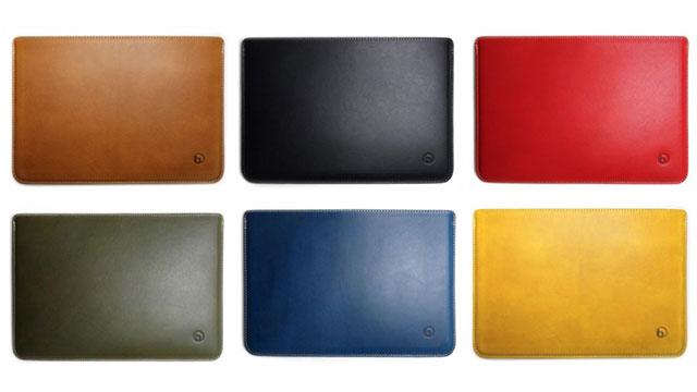 バズハウスデザイン ハンドメイドレザーケース for iPad Pro 10.5インチ