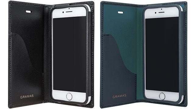 GRAMAS Full Leather Case for iPhone 7 BATMAN SUPERMAN