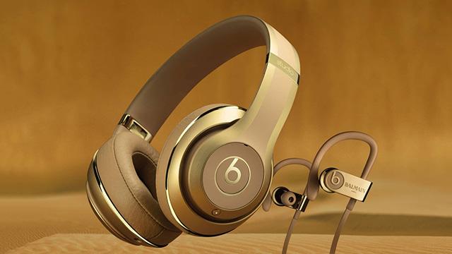 Beats Balmain Collectionヘッドフォン&イヤホン