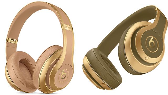 Beats Studio Wirelessオーバーイヤーヘッドフォン - Balmainスペシャルエディション