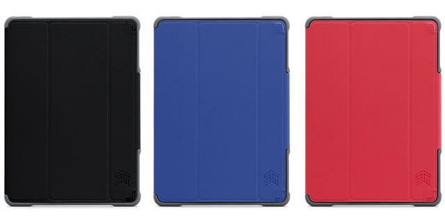 STM Dux Case for iPad(第5世代)