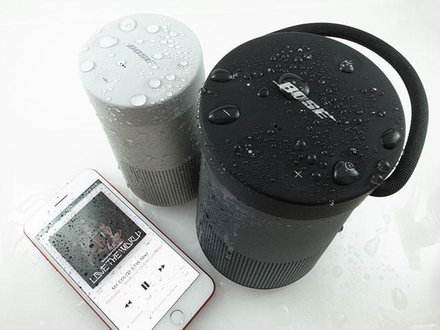 BOSE SoundLink Revolve/Revolve+ Bluetooth speaker