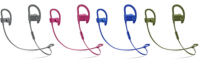 Powerbeats3 Wirelessイヤフォン - Neighbourhood Collection