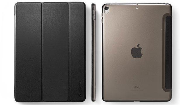 Spigen iPad Pro 10.5 ケース スマートフォールド ケース