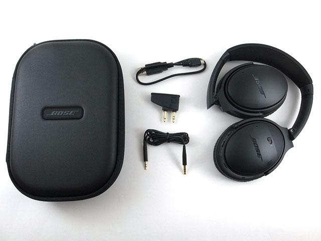 Bose QuietComfort 35 wireless headphones QC35