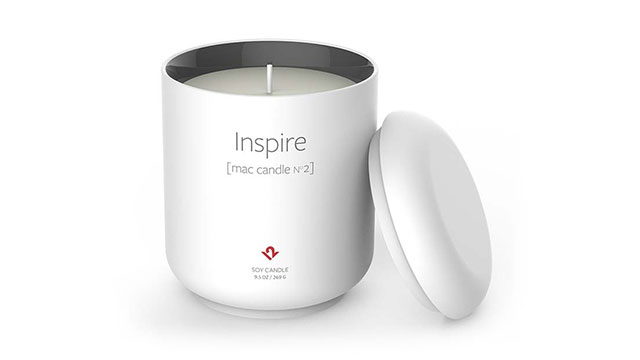 Twelve South Inspire Mac Candle No.2