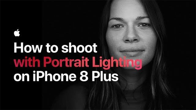 How to shoot with Portrait Lighting on iPhone 8 Plus
