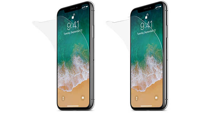 Belkinアンチグレアスクリーンプロテクター for iPhone X・InvisiGlass Ultra Screen Protection for iPhone X