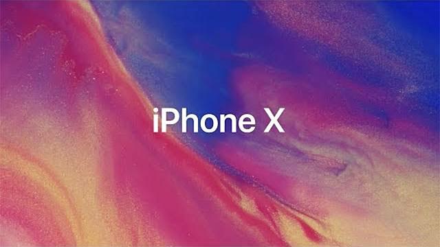 Apple ー これがiPhone X