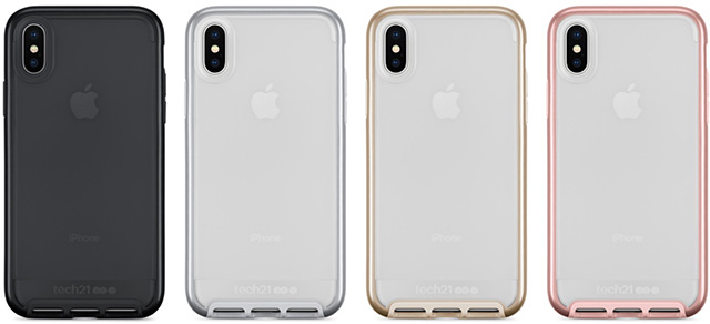 Tech21 Evo Elite Case for iPhone X