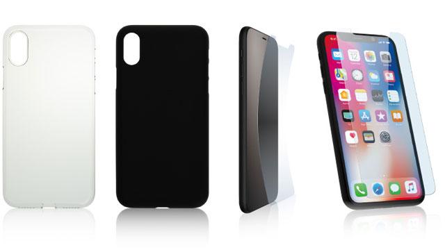 パワーサポート iPhone X