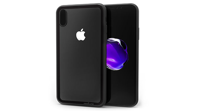 ABSOLUTE・LINKASE CLEAR / Gorilla Glass for iPhone X