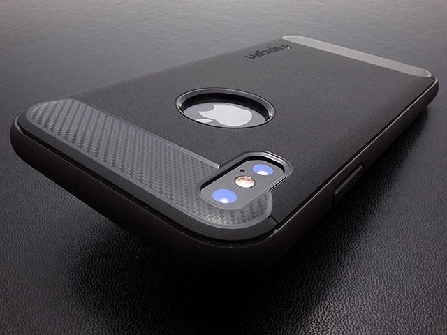 Spigen ラギッド・アーマー for iPhone X
