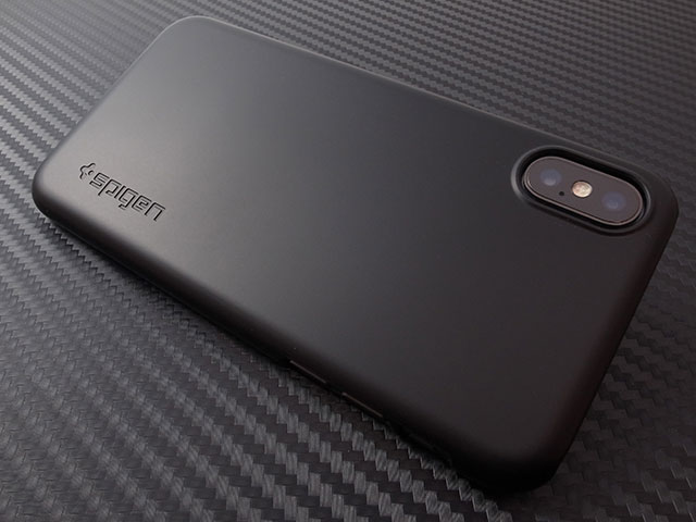Spigen シン・フィット for iPhone X