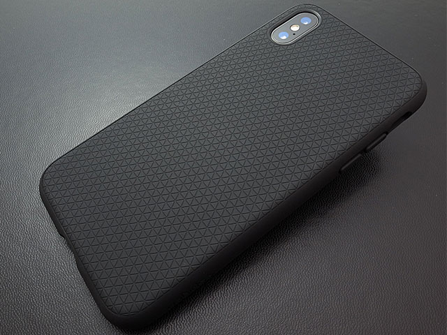 Spigen リキッド・エアー for iPhone X