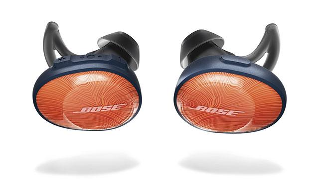 ボーズ SoundSport Free wireless headphones