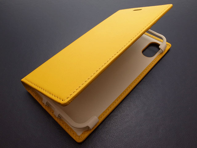 GRAMAS Full Leather Case for iPhone X