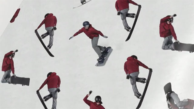 Apple Watch Series 3 – The Gift of Go – Snowboard
