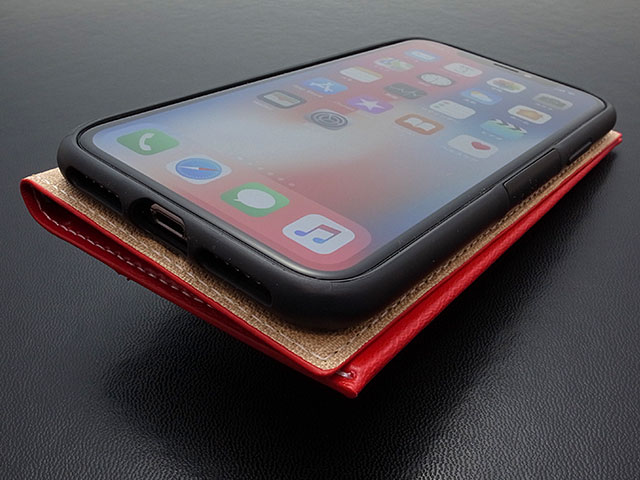 LEPLUS PRIME Smart Flap for iPhone X