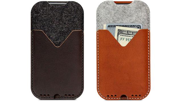 Pack & Smooch iPhone Xケース