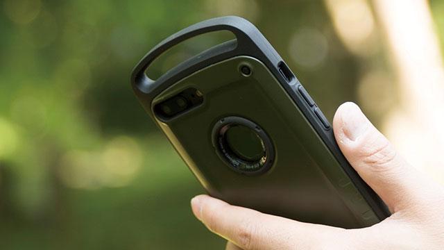 GRAVITY Shock Resist Case Pro. for iPhone 8 Plus/7 Plus