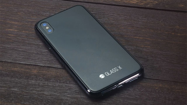SwitchEasy GLASS X for iPhone X