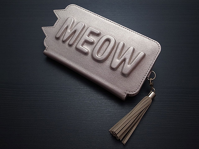 UNiCASE Tassel Tail Cat for iPhone XS/X