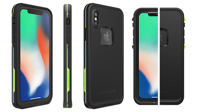 LIFEPROOF fre for iPhone X