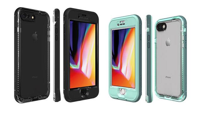 LIFEPROOF nuud for iPhone 8/8 Plus