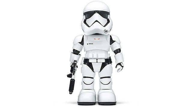 Star Wars Stormtrooper by UBTECH