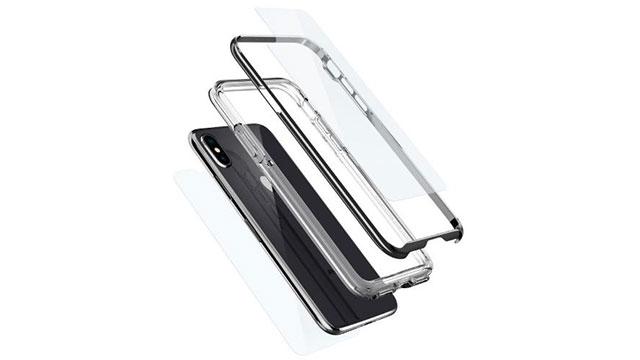 Spigen ネオ・ハイブリッド EX for iPhone X