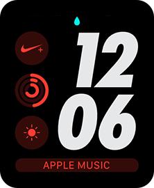 Apple Watchの防水ロック機能
