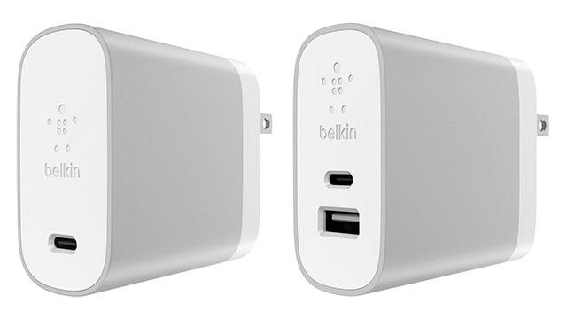 ベルキン USB-C ホームチャージャー