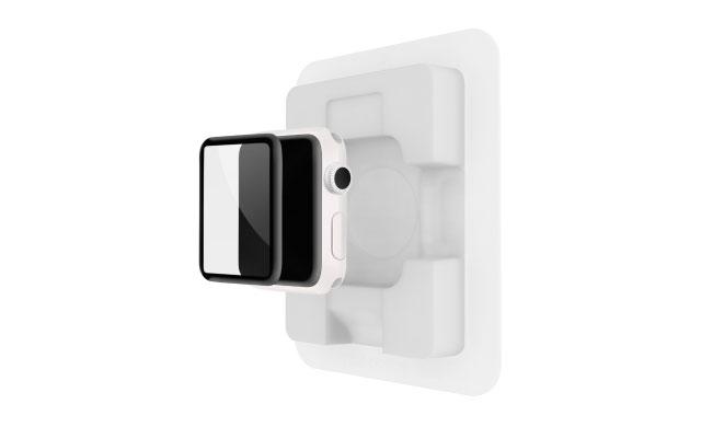 ベルキン ScreenForce UltraCurveスクリーンプロテクター for Apple Watch
