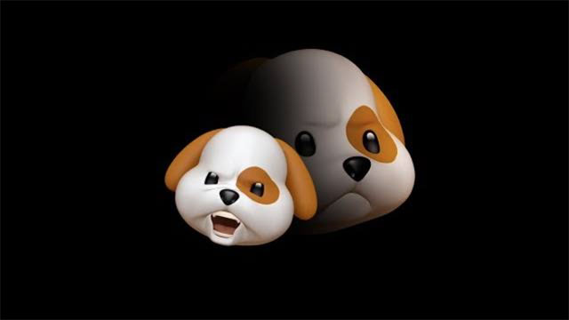 iPhone X — Animoji: Amigos