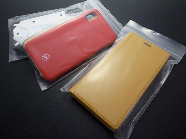 iPhoneケース収納袋