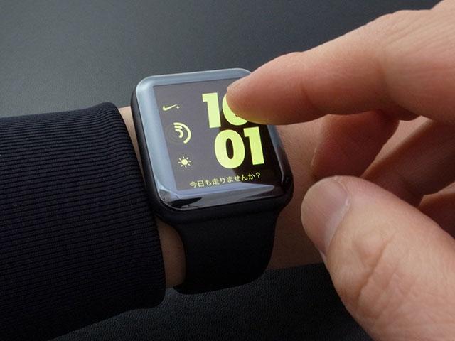 ベルキン ScreenForce UltraCurve スクリーンプロテクター for Apple Watch