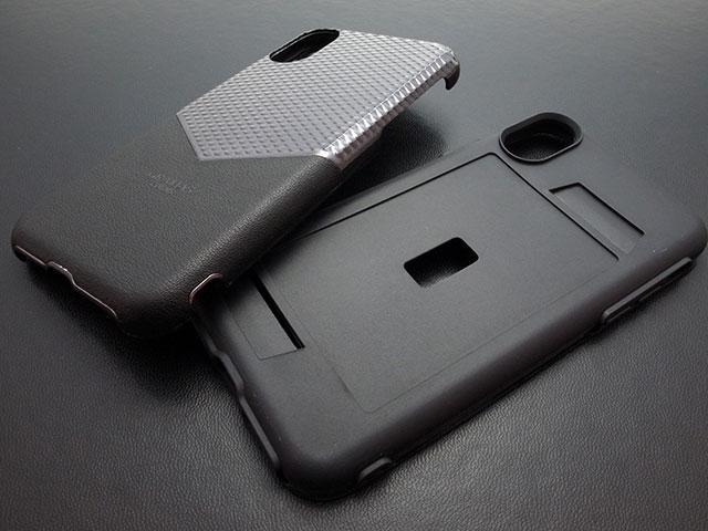 "GRAMAS COLORS ""Edge"" Hybrid Case for iPhone X"