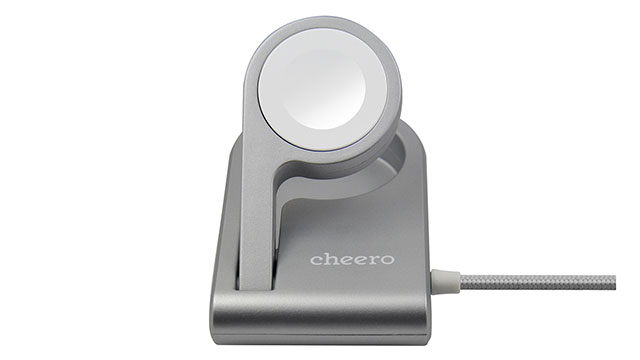 cheero Charging Dock for Apple Watch