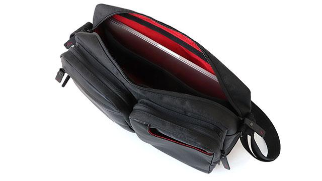 国立商店 日本の鞄職人が作る タブレットのためのショルダーバッグ