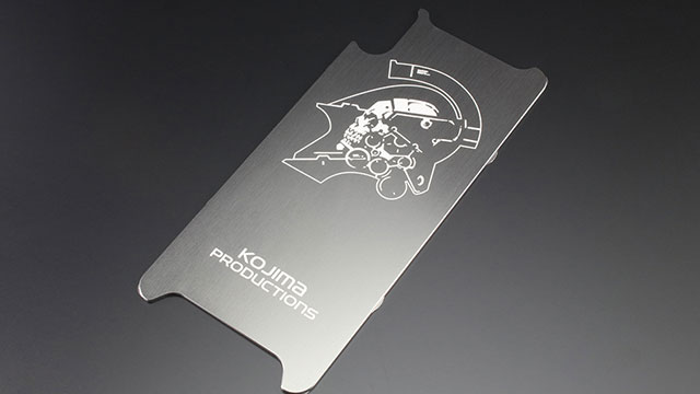 Kojima Productions Logo Ver. for iPhone X