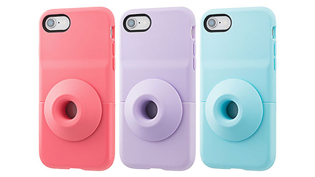 Pécotto Speaker Case for iPhone 8 / 7