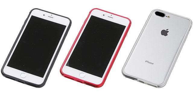 Deff Aluminum&TPU Lightweight Bumper AERO for iPhone 8 Plus